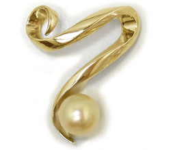 South Sea Pearl Pendants