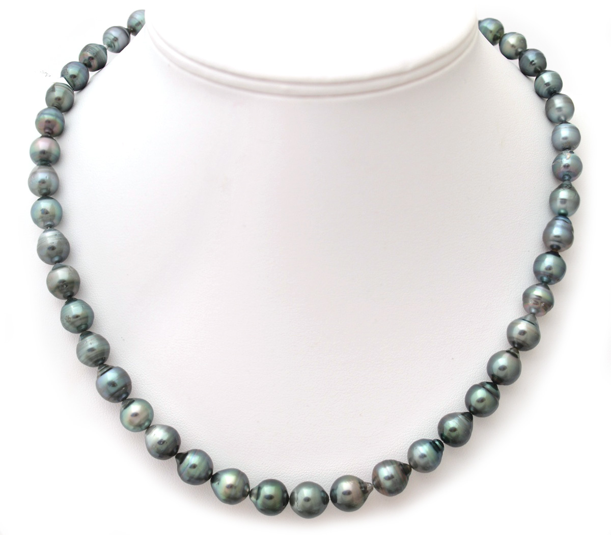 10mm Pearl Necklace 18 Inch