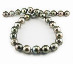 15mm Tahitian Pearl Necklace