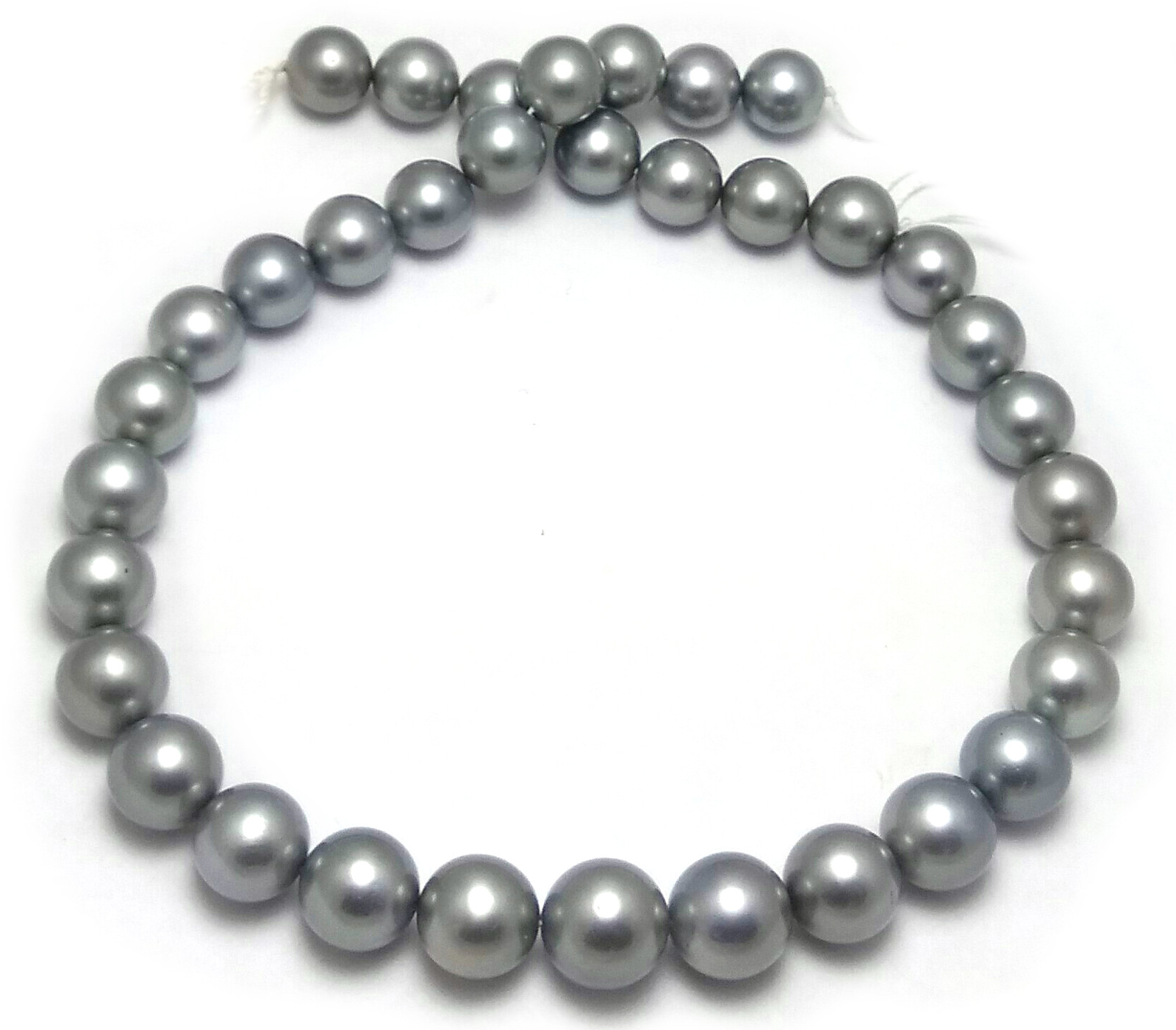 Light Tahitian Pearl Necklace