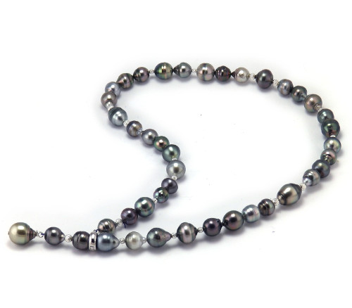 Matinee Tahitian Pearl Necklace