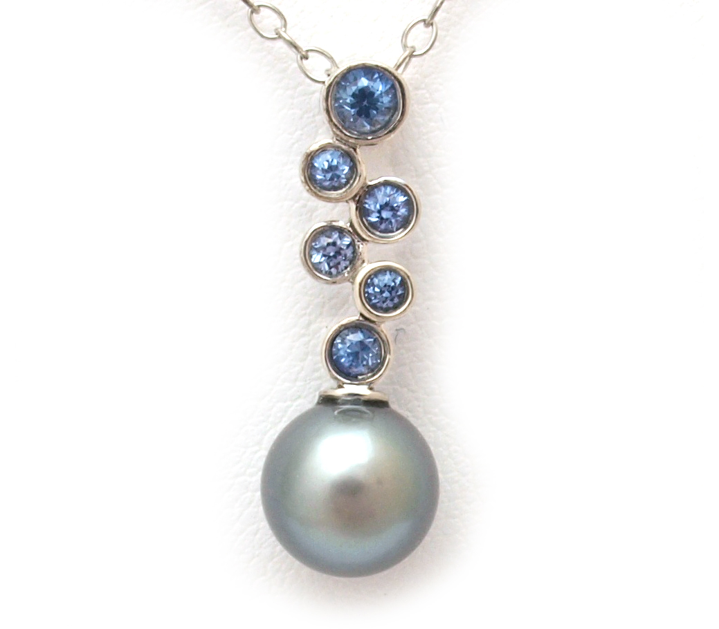 golden pearls sea pendant wish cultured a south pearl american