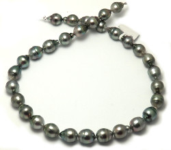 Wholesale Tahitian Pearl Necklace